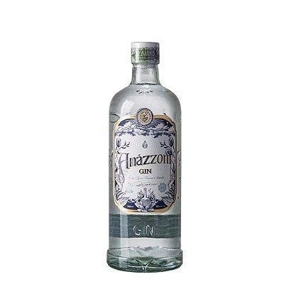 Gin Amázzoni 750 ml com Taça