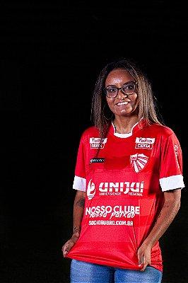 Camiseta São Luiz Vermelha 2021