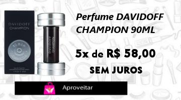 promoção perfumes