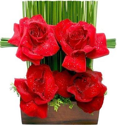 Quatro Rosas