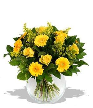 Amarelo em Flores