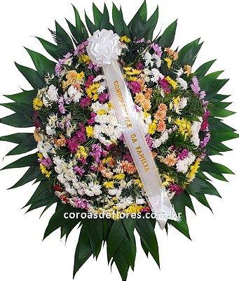 Coroa de Flores 01