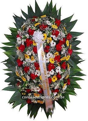 Coroa de Flores 08