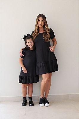 Vestido Soraya Preto