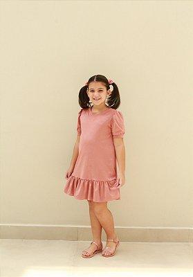 Vestido Infantil Mariá Rose