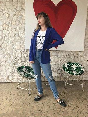 Blazer Vania Azul
