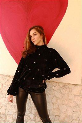 Blusão Madonna Estrelas