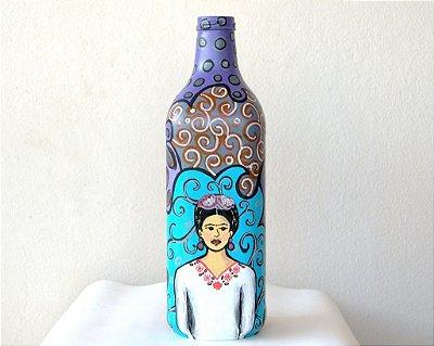 Garrafa Frida Kahlo VIII