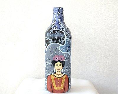 Garrafa Frida Kahlo IX