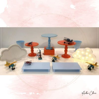 Kit Aviões - Locação