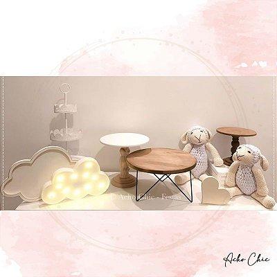 Kit Ovelhinhas Mini Table - Locação