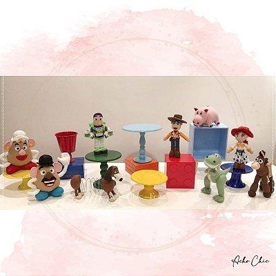 Kit Toy Story - Locação