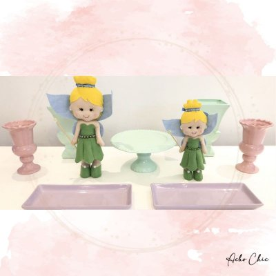 Kit Sininho Mini Table - Locação