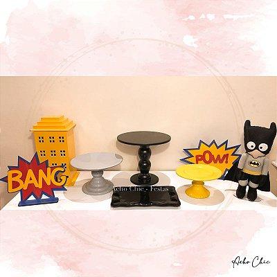 Kit Econômico Batman - Locação