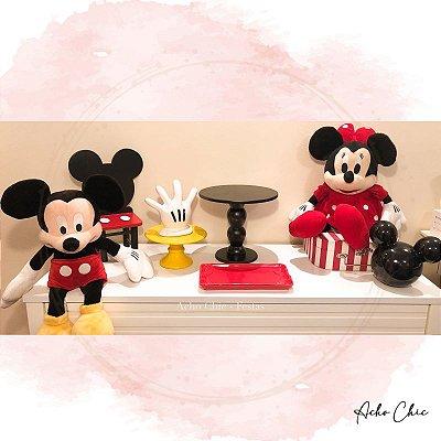 Kit Econômico Mickey e Minnie - Locação
