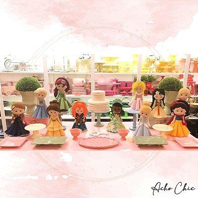 Kit Princesas - Locação