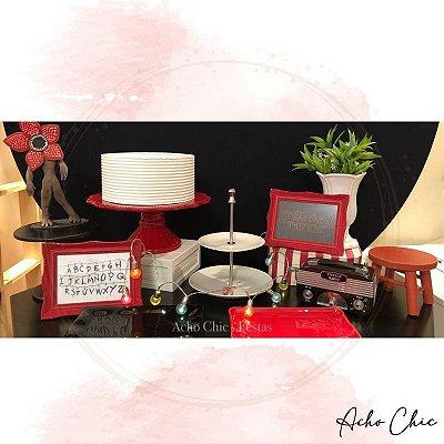 Kit Stranger Things - Locação