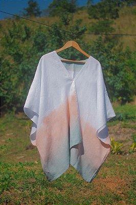 quimono curto nude