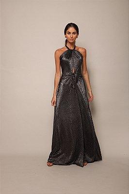 Vestido lurex