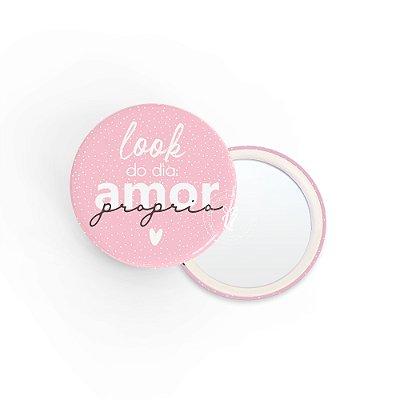 Kit Espelho de Bolsa Amor Próprio