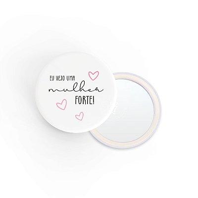 Kit Espelho de Bolsa Mulher Forte 2