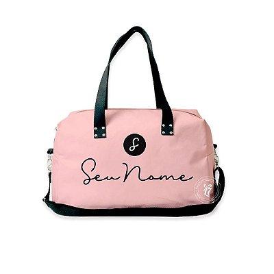 Bolsa de Viagem Personalizada Rose