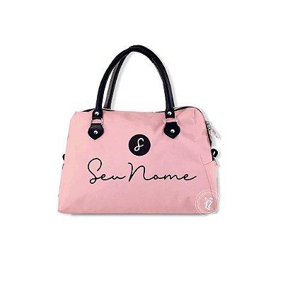 Bolsa de Mão Personalizada Rose