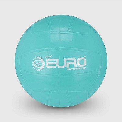 Bola de Vôlei Vinil Azul Claro Euro