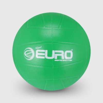 Bola de Vôlei Vinil Verde Euro