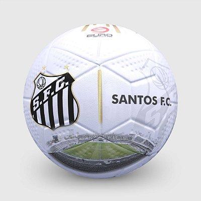 Bola Termofusionada Profissional - Santos futebol Club