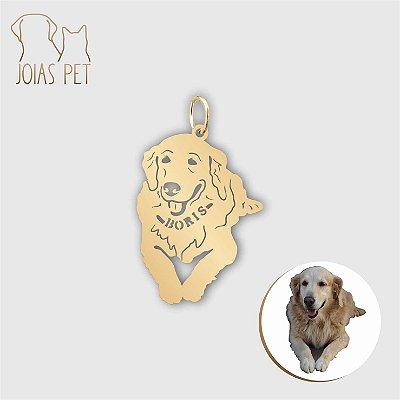 Pingente Personalizado Pet/cachorro Corpo