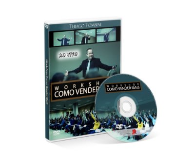 DVD Workshop Como Vender Mai$