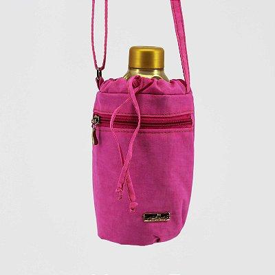 Cantil térmico feminina rosa