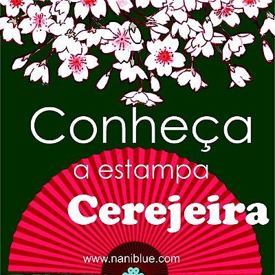 Estampa Cerejeira