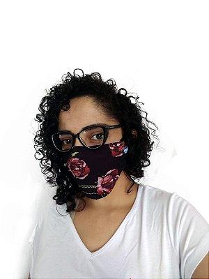 Máscara Tecido Estampada