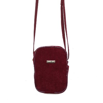 Shoulder Bag veludo