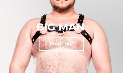Minibanner Big Man