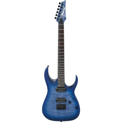 Guitarra Ibanez RGA42FM BLF Blue Lagoon Burst Flat