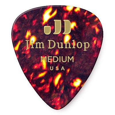 Palheta Dunlop 483 Standard Shell Medium - 12 Unidades