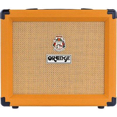 "Amplificador Orange Crush 20 - combo para guitarra 2ch 20w 1x8"""