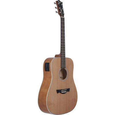 Violão Tagima TW-25 EQ Natural Fosco Dreadnought Folk Eletroacústico