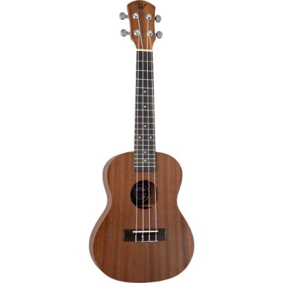 Ukulele Winner Concerto 23 Sapele Natural