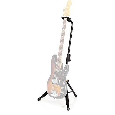 Suporte Hercules GS414B PLUS para Guitarra Baixo ou Violão - com auto trava