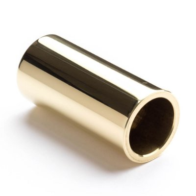 Slide Dunlop 224 Latão Grosso Médio - Brass Slide - 22mm