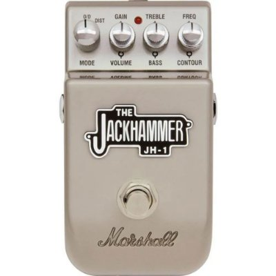 Pedal Marshall JH-1 Jackhammer Distortion