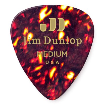 Palheta Dunlop 483 Standard Shell Medium - Unidade