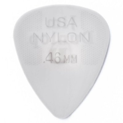 Palheta Dunlop 44R Nylon Standard 0.46mm - Unidade