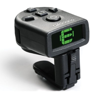 Micro Afinador D'Addario PW-CT-12 para Headstock Cromático