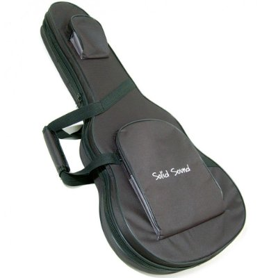 Hard Bag Solid Sound Violão Folk