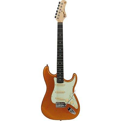 Guitarra Tagima TG-500 Metallic Gold Yellow